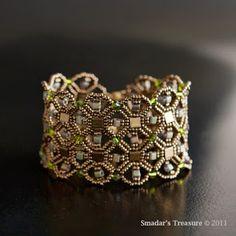 Smadar's Treasure: Beading Tutorial of the Week - Aug. 18-25