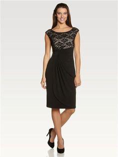 Lace Overlay Gathered Dress Lace Overlay, Overlays, Clothing, Style, Black, Dresses, Fashion, Latest Fashion, Outfits