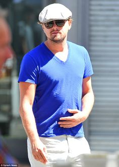 Leonardo DiCaprio out and about in Beverly Hills. via MailOnline