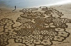 even more sand art