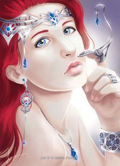 Aphrodite by Jessica-Prando.deviantart.com on @deviantART