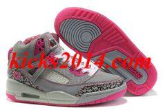 Womens Air Jordans 3.5 Grey Pink [Womens Shoes 2014 1418] -  :  too good to be true...? 50% on Jordans?womens jordans