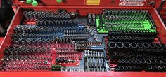 Best socket organizing system? - The Garage Journal Board
