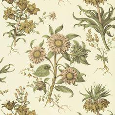 Botanique Spectaculaire Wallpaper Wallpaper - Cowtan Design Library