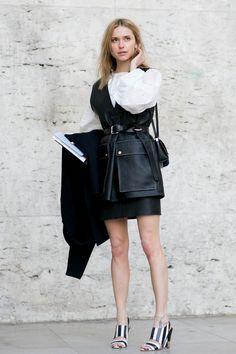 Streetstyle: la Fashion Week parisienne | Femina