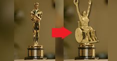 SHOCKING: New Oscar Statue Celebrates Diversity. It's about time! #humor #funny #lol #comedy #chiste #fun #chistes #meme