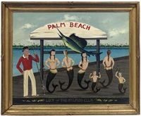 Luck of the sailfish club von Ralph Eugene Cahoon Jr.