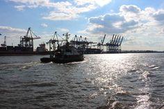 Lazy ass boat tour through Hamburg - journeytodesign.com