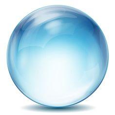 Lady Jam - Turquoise Crystal Ball