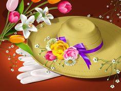 Easter | easter-bonnet