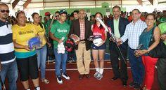 Inician Juegos Deportivos Provinciales Santiago Rodríguez