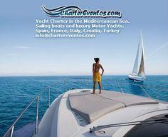 Yacht Charter Buchung Yacht-Charter (Bareboat und Crewed), privates Aircraft Charter (Hubschrauber und Flugzeuge) und Organisation von Veranstaltungen in Hafenstädten. http://chartereventos.com/