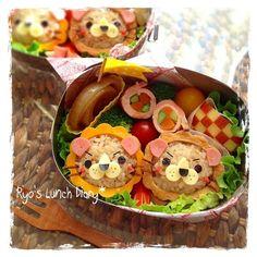 Lion bento ♥ Bento