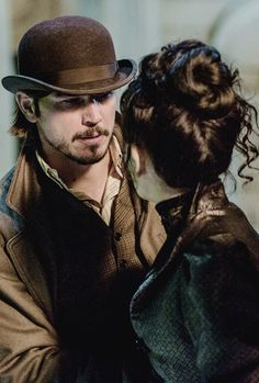 Penny Dreadful on Showtime | Eva Green as Vanessa Ives & Josh Hartnett as Ethan Chandler
