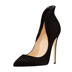 FSJ Chic Evening Shoes for Women High Heels Pointed Toe Pumps Size 11 Black... About FSJ: FSJ is brand of Footwear (both Women and Men Shoes) in the field of Fashion Industry, having more than 20 years production experience, providing the customized service to each of our customers. We firmly hold the philosophy that shoes are not just about fashion but the attitude of......http://bit.ly/2jp2k4V
