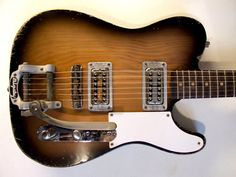 RebelRelic Vintage Style Relic Guitars TG2 Special