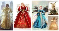 Tutorial para hacer un lindo ángel navideño para decorar en navidad Christmas Wreaths, Christmas Tree, Disney Princess, Disney Characters, Fictional Characters, Ideas Para, Dresses, Victorian, Precious Moments