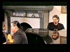 Sin Tu Amor - Mario Reyes & Andrea Bocelli (Bocelli's home)