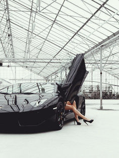 Awesome 60 Best Lamborghini Veneno Black with Girl Style You must see this