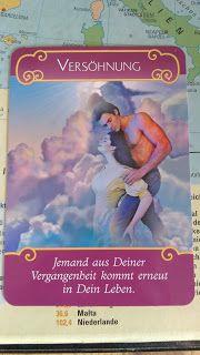 Mein Tagebuch: Tageskarten der Liebe für den 7.8.17
