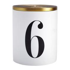 Discover the L'Objet Jasmin d'Inde Candle - No.6 at Amara