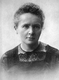 Nov. 7th -- Happy Birthday, Marie Curie!