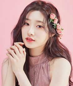 Pop art girl makeup beauty ideas for 2019 Kpop Girl Groups, Korean Girl Groups, Kpop Girls, Korean Beauty, Asian Beauty, Hd Make Up, Afro, Jung Chaeyeon, Pop Art Girl