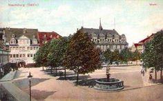 Markt, 1914