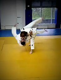 Judo Waza O SOTO GARI  Garipova Zulfiya