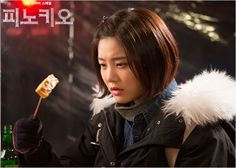 Pinocchio official stills | Lee YuBi