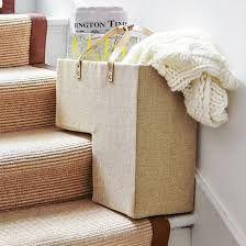 Delightful Image Result For Canvas Stair Basket