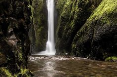 Another shot from Oneonta Falls in the Columbia River Gorge Oregon.  To capture this shit we had to rent scuba dry suits and was up the cold river waters at the bottom of Oneonta Gorge.  Sometimes you have to put in a little extra effort to get this amazing shots you have in your mind.  #cascadiaexplored #oneontagorge #pacificnorthwest #traveloregon #waterfall