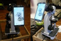 Diy smartphone adapter for microscope photography Microscopic Photography, Android Tutorials, Smartphone, Ipad, Diet Plans To Lose Weight Fast, Design Poster, Hacks, Beverage Packaging, Flooring Options