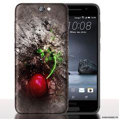 Coque A9 HTC ONE Cerise. #Cerise #Cherry #HTC #A9 #Coque