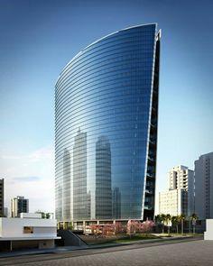 Infinity Tower (São Paulo, Brazil) By Kohn Pedersen