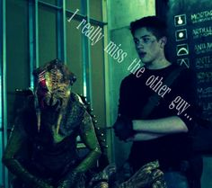 Falling Skies S3 On Thin Ice Ben Mason Connor Jessup