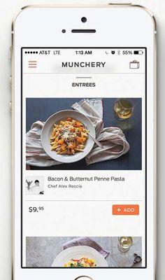 munchery app - Google zoeken