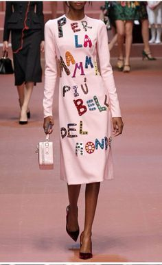 Get inspired and discover Dolce & Gabbana trunkshow! Shop the latest Dolce & Gabbana collection at Moda Operandi. Leather Embroidery, Dolce Gabbana, Playing Dress Up, Womens Fashion, Fashion Trends, Fashion 2015, Ready To Wear, Shirt Dress, My Style