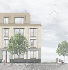 Billedresultat for bindesbøll hus Multi Story Building