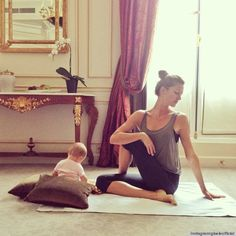 Gisele Bundchen's Instagram Is The Sweetest Feed Worth Following