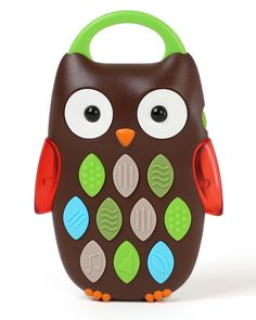 Skip Hop Light Up Musical Owl Phone Baby / Toddler Toy - From 6 Months Little Kid Fashion, Kids Fashion Boy, Toys R Us, Toddler Toys, Kids Toys, Baby Activity Chair, Baby Musical Toys, Owl, Baby Boy Photos