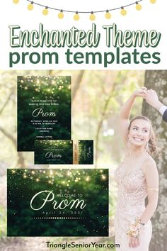 Ticket Invitation, Invitations, Promposal, A Night To Remember, Enchanted Garden, Homecoming, High School, Banner, Menu