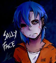 Fanfic / Fanfiction Sally Face...
