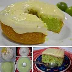 Bolo de Limão de Liquidificador - Chef Receitas