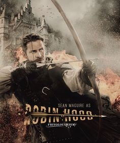 Fan made Robin Hood movie poster