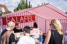 Poffers und Gsäzlbrot – Street Food Market Stuttgart
