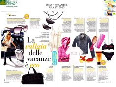 Happy to have our Yggdrasil Wood N174 Tibet featured in the italian magazine Wellness!