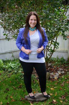 Plus size fashion for women Plus size fashion Blogger Full Figured & Fashionable Plus Size OOTD http://fullfiguredandfashionable.blogspot.com