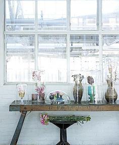 Bloemen onder glas - vtwonen