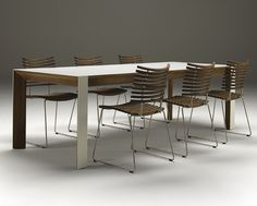 NAVER COLLECTION | GM7700 Table | Design: Nissen & Gehl mdd.